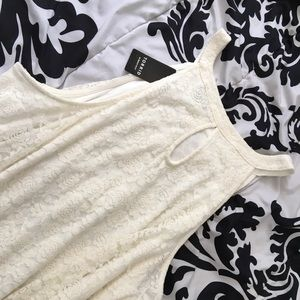 NWT Torrid Lace Top Size 3